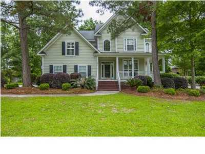 North Charleston Single Family Home Contingent: 8756 E Fairway Woods Drive