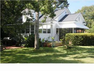 Single Family Home For Sale: 1707 Jessamine Rd