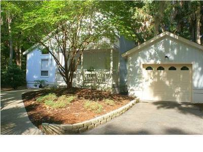 Seabrook Island Single Family Home For Sale: 2735 Old Oak Walk