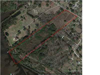 Johns Island Residential Lots & Land Contingent: 715 Hughes Road