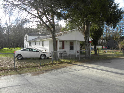 Walterboro Single Family Home For Sale: 717 Dorsey Street