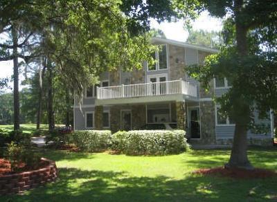 Legend Oaks Plantation Single Family Home For Sale: 116 Plantation House Road