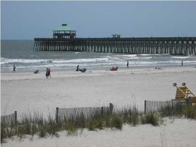Folly Beach SC Attached For Sale: $369,000
