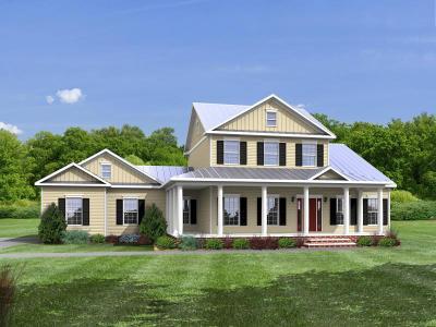Stono Ferry, Stono Plantation Single Family Home For Sale: 5264 Timber Race Course