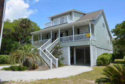 Edisto Island Single Family Home For Sale: 1617 Lybrand Street
