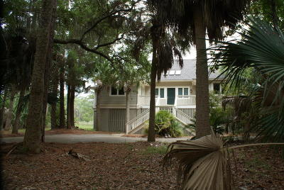 Seabrook Island Single Family Home For Sale: 2963 Deer Point Drive