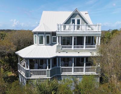 Edisto Island Single Family Home For Sale: 2 Lost Village Trail
