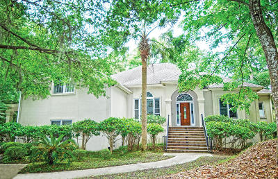 Single Family Home For Sale: 2505 Seabrook Island Road