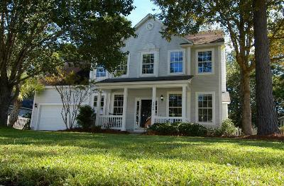 Mount Pleasant SC Single Family Home Sold: $382,900