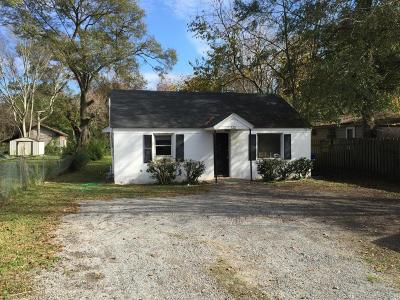 Single Family Home For Sale: 722 White Oak Drive