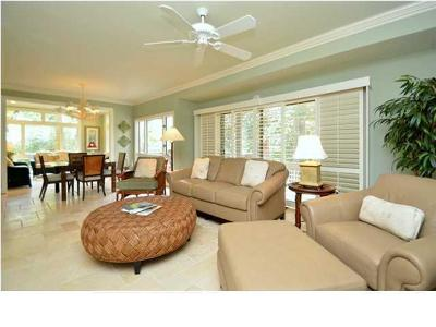 Kiawah Island Attached For Sale: 4901 Green Dolphin Way