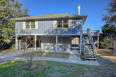 Folly Beach Single Family Home For Sale: 202 E Indian Avenue
