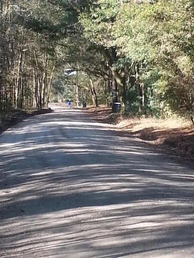 Johns Island Residential Lots & Land For Sale: Benjamin Road
