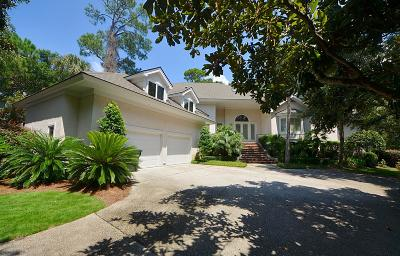 Kiawah Island Single Family Home For Sale: 7 Avocet Lane