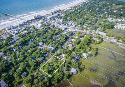 Folly Beach Single Family Home For Sale: 204 E Huron Avenue