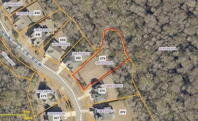 Residential Lots & Land For Sale: 878 Hunt Club Run