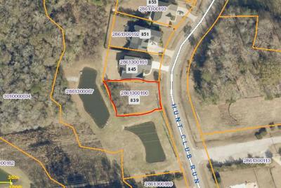 Charleston Residential Lots & Land For Sale: 839 Hunt Club Run