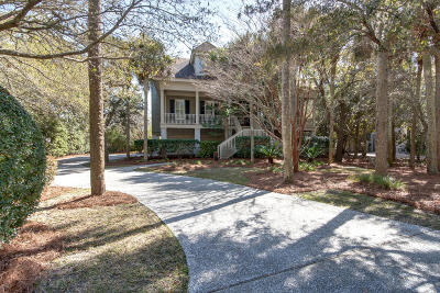 Kiawah Island Single Family Home For Sale: 602 Piping Plover Lane