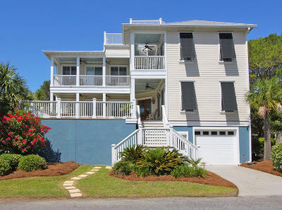 Single Family Home For Sale: 1 Palm Court