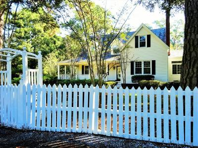 Summerville Single Family Home Contingent: 133 W Carolina Avenue