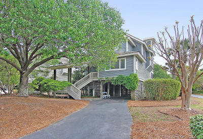 Seabrook Island Single Family Home For Sale: 2248 Rolling Dune Road