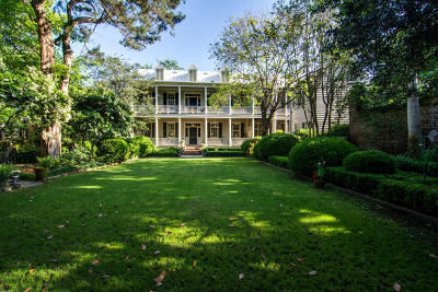 Charleston SC Single Family Home Contingent: $2,950,000