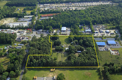 Ladson Single Family Home For Sale: 10191 Highway 78