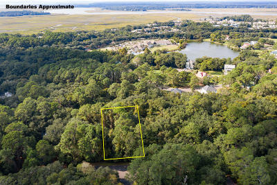 Seabrook Island Residential Lots & Land For Sale: 2156 Royal Pine Drive