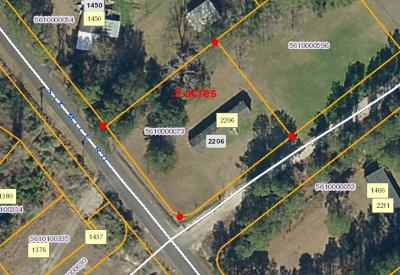 Residential Lots & Land Contingent: 2206 David Green Road