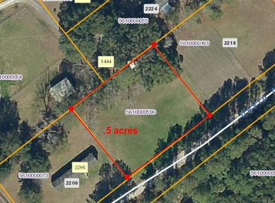Residential Lots & Land Contingent: 2212 David Green Road