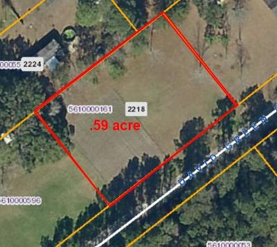 Residential Lots & Land Contingent: 2218 David Green Road