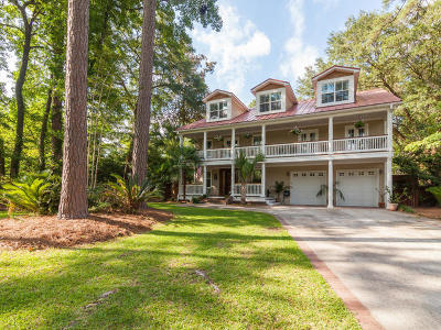 Summerville Single Family Home For Sale: 509 W 2nd South Street