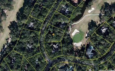 Seabrook Island Residential Lots & Land For Sale: 2519 The Bent Twig