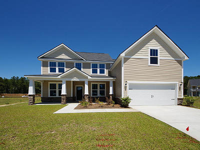 Moncks Corner Single Family Home For Sale: 302 Oakfield Place