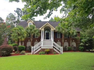 North Charleston Single Family Home For Sale: 4272 Persimmon Woods Drive