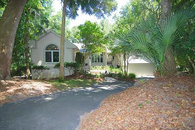 Seabrook Island Single Family Home Contingent: 2417 Golf Oak Park Park