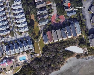 Isle Of Palms Single Family Home Contingent: 67 Grand Pavilion Drive