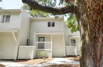 Seabrook Island, Seabrook Island Attached For Sale: 606 Double Eagle