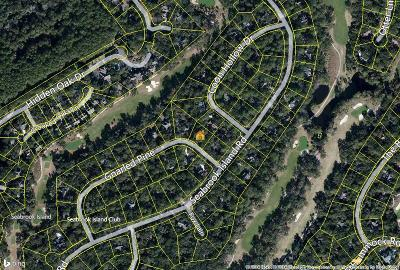 Seabrook Island Residential Lots & Land For Sale: 2640 Gnarled Pine