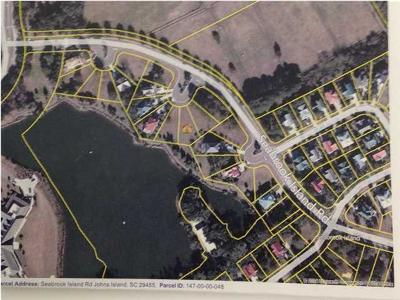 Charleston County Residential Lots & Land For Sale: Lot A12 Seabrook Island Road