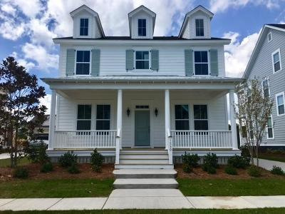 Mount Pleasant Single Family Home For Sale: 1550 Bourne Crossing