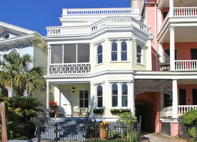 Charleston Multi Family Home For Sale: 24 S Battery Street