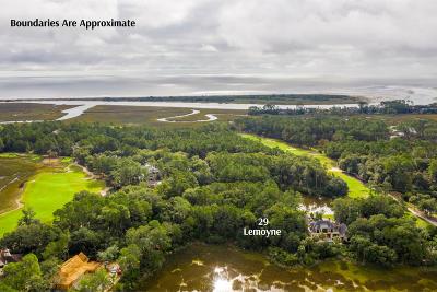 Kiawah Island Residential Lots & Land For Sale: 29 Lemoyne Lane