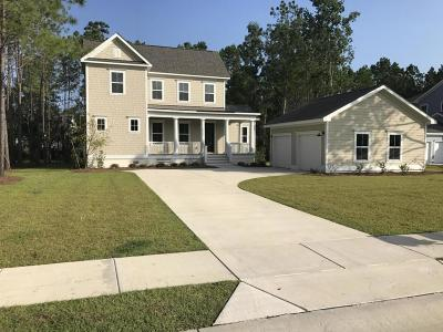 Mount Pleasant Single Family Home For Sale: 434 Woodspring Road
