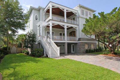 Isle Of Palms Single Family Home For Sale: 3006 Cameron Boulevard
