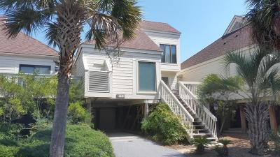 Seabrook Island Attached For Sale: 753 Spinnaker Beachhouse