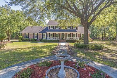 Summerville Single Family Home For Sale: 109 Pelham Drive