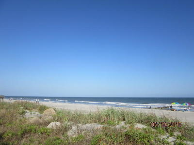 Folly Beach Single Family Home Contingent: 1504 E Ashley Avenue