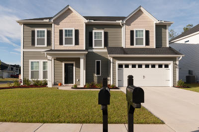 Moncks Corner Single Family Home For Sale: 311 Fox Ridge Lane