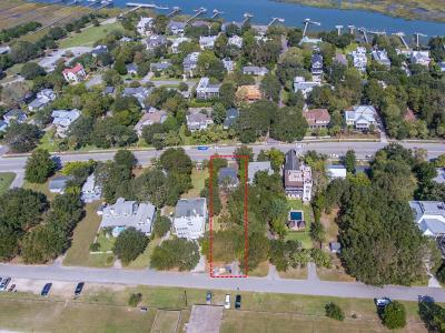 Sullivans Island Single Family Home Contingent: 1321 Middle Street